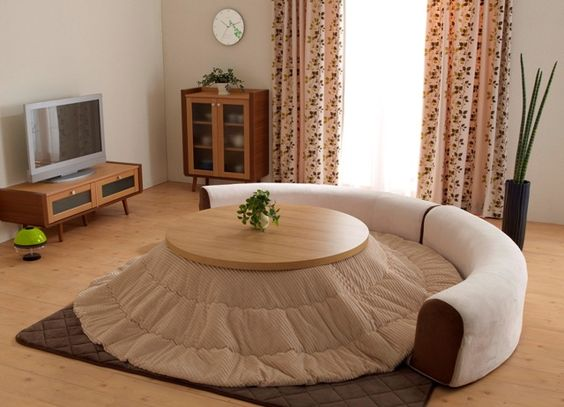 High Quality Japanese Kotatsu Sofas: The Epitome Of Cold Winter Comfort