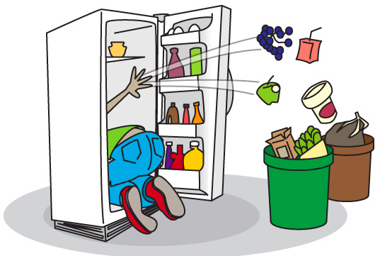How To Get Rid Of Horrible Smells From Your Fridge