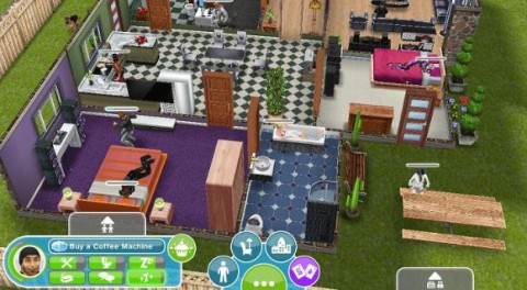 Awesome Designer Home Sims Freeplay Gallery - Decorating Design ...